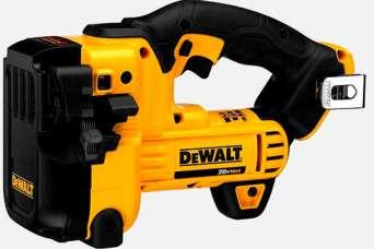 DeWALT  выпустила новый аккумуляторный шпилькорез
