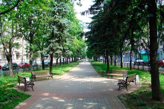 Как в Киеве появился бульвар Тараса Шевченко