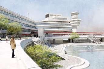 Закрытый аэропорт преобразуют в урбанистический центр