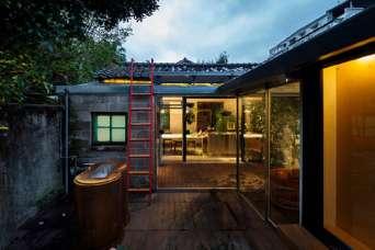 Реконструкция 90-летнего дома признана интерьером года