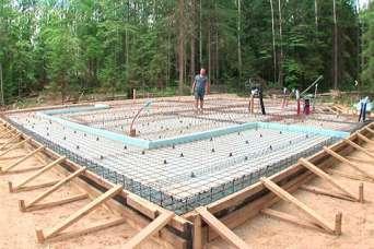Как самостоятельно залить фундамент нового типа: шведскую плиту-2