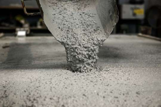 Бетон потребление пеностерол бетон