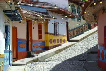 10 обязательных для посещения архитекторами городков Колумбии