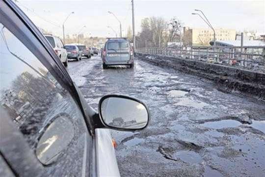 Киевляне удивятся изменениям состояния дорог