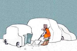 Как выбрать снегоуборочную технику для дачного участка