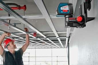 Как смонтировать из гипсокартона подвесной потолок любой сложности. Часть 2
