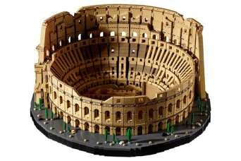 """""""Колизей"""" стал самым большим набором Lego"""