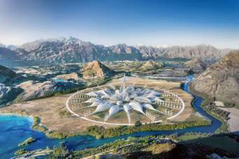 Для ВР создали парк будущего