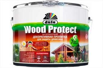 Представлена пропитка с воском для защиты древесины