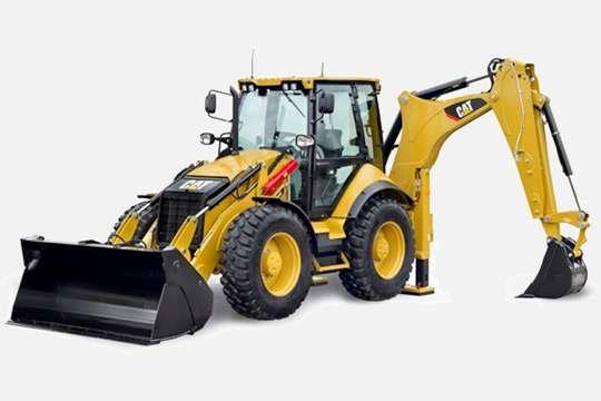 Активирован тысячный экскаватор-погрузчик Cat® 444F2 с системой Product Link