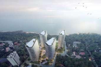 В Одессе на берегу моря незаконно возводят многоэтажки