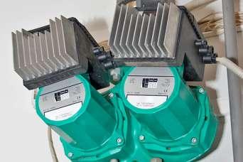 Циркуляционные насосы для систем отопления и водопровода. Обзор