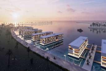 Для гостей Чемпионата мира по футболу построят гостиницы на воде