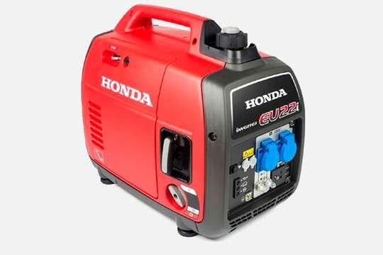 Honda выпустила новую компактную электростанцию