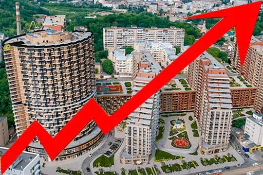 «Киевгорстрой» объявил о повышении цен на свои квартиры