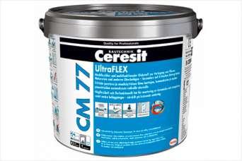 В Украине представлен реактивный клей для плитки ТМ Ceresit