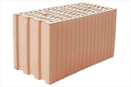 Впервые в Украине начато производство крупноформатных керамических блоков