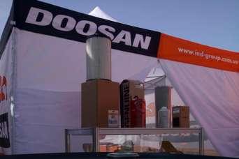 Какую технику Doosan посмотреть на выставке Mining World-2018