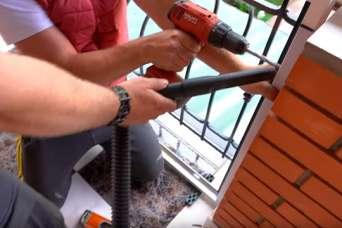 Аккумуляторные инструменты Hilti для оконщиков. Часть 3