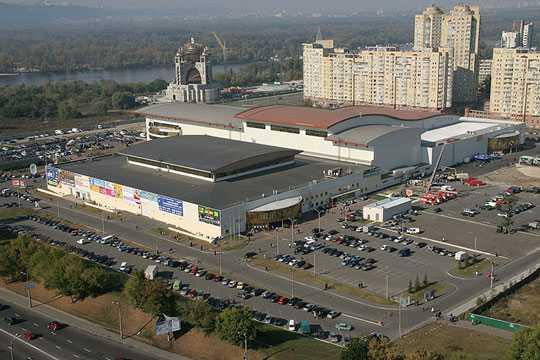 Сегодня в Киеве открывается целый ряд международных выставок