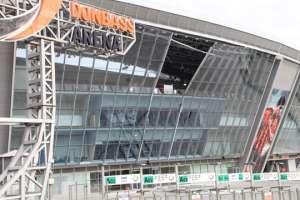 Как выглядит «Донбасс Арена» ровно через год после «национализации»: 28 февраля 2018 года в 10 часов