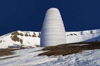 Архитекторы позволят заглянуть в самое большое хранилище семян в мире