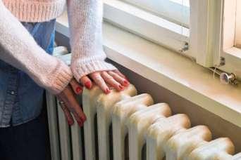 Половина домов в Киеве получила тепло