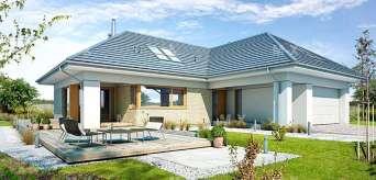 Проект дома с мансардой: преимущества – налицо!