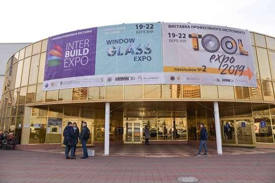 В Киеве начала работу строительная выставка InterBuildExpo-2019