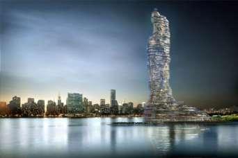 """""""Мандрагора"""" будет самой большой башней в мире, поглощающей углекислый газ"""