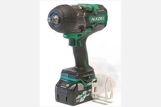 Компания Hikoki представила новый аккумуляторный ударный гайковерт