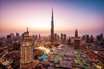 Дубай хочет стать самым лучшим городом в мире