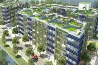 Строится крупнейший в мире энергоэффективный жилой комплекс