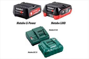 Аккумуляторные инструменты Metabo 12 Вольт. Обзор
