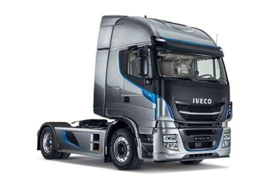 Назван самый экологичный грузовик года