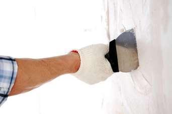 Основні засади шпаклювання стіни у вітальні