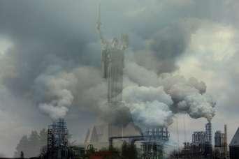 В Киеве решили «оздоровить» атмосферу: в центре города построят асфальбетонный завод