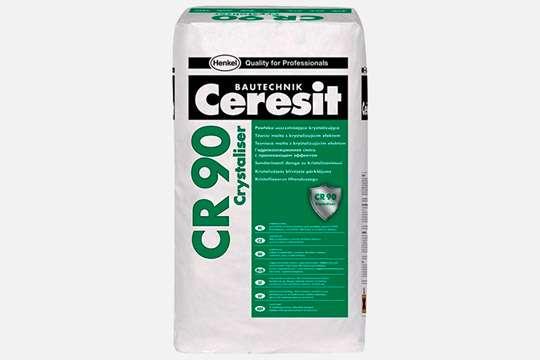 На рынке представлена смесь для гидроизоляции минеральных поверхностей