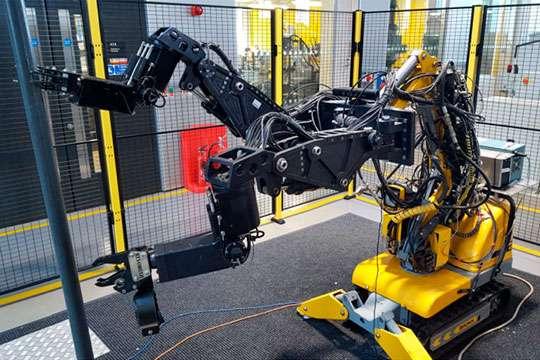 Разработан робот, способный разбирать опасные атомные ядерные объекты
