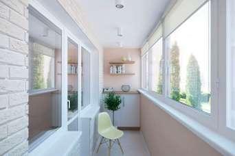 Как выбрать остекление для лоджии и балкона. Окончание