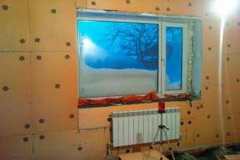 Можно ли утеплять стены дома изнутри