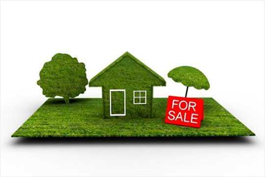 Купить землю под строительство дома можно от 500 до 50 тыс. долларов за сотку