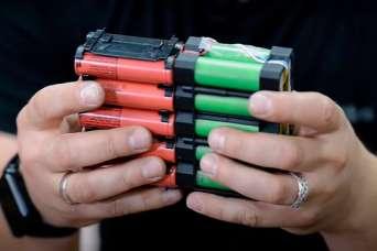 Как ведут себя Li-Ion аккумуляторные батареи на морозе