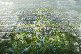Выбран проект-победитель города будущего