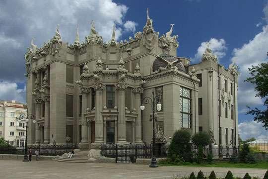 Как появился таинственный киевский «Дом с химерами»
