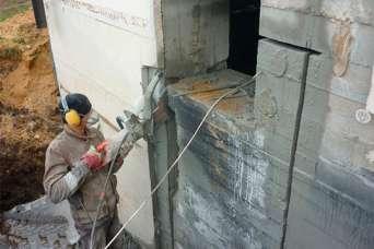 Как сделать проём в несущей стене