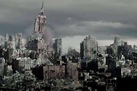 Какой будет жизнь на Земле, если человечество исчезнет. Видео