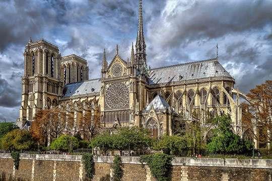 12 тайн самого известного собора Франции – Нотр-Дам-де-Пари. Фото