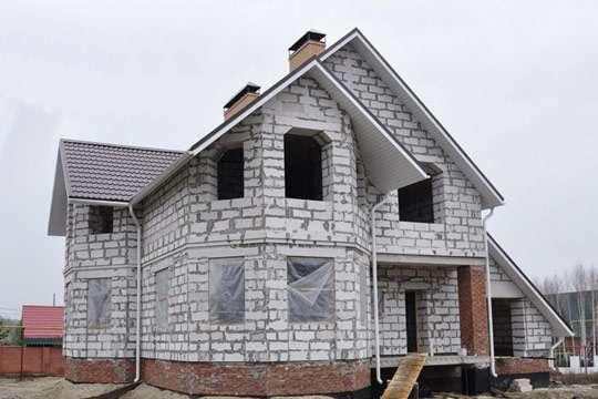 Отделка фасадов в стиле фахверк
