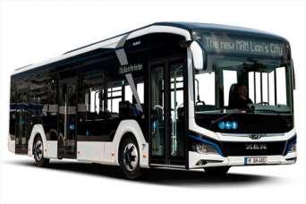 Мировая премия в области дизайна вручена электрическому автобусу